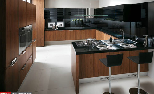 cucine scavolini verona reflex. Black Bedroom Furniture Sets. Home Design Ideas